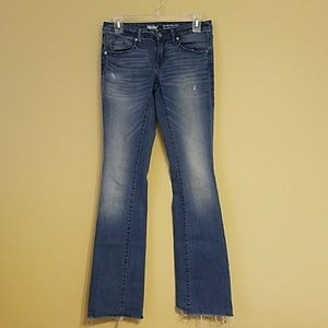 Skinny Boot Jeans